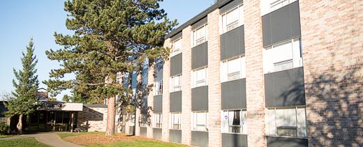 Beatty Hall at Northwest University