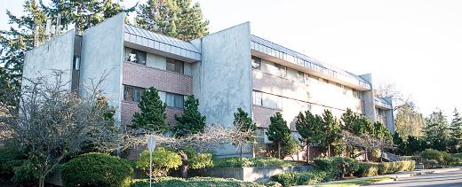 Crowder Hall at Northwest University