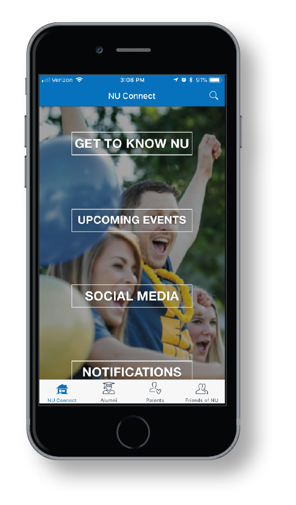Northwest University App