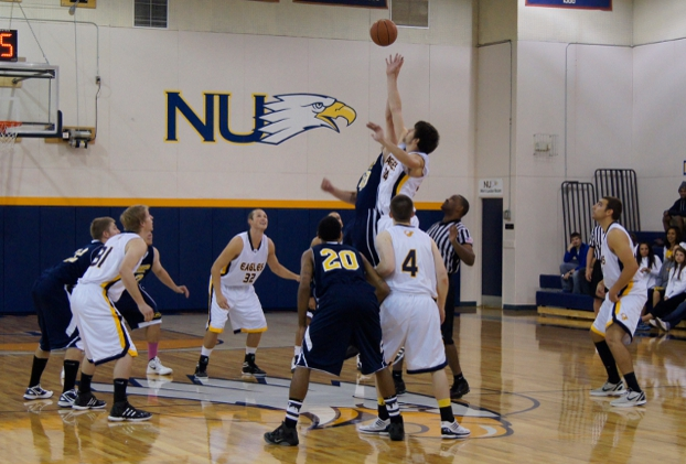 Eagles Open Season as They Defeat Blue Angels