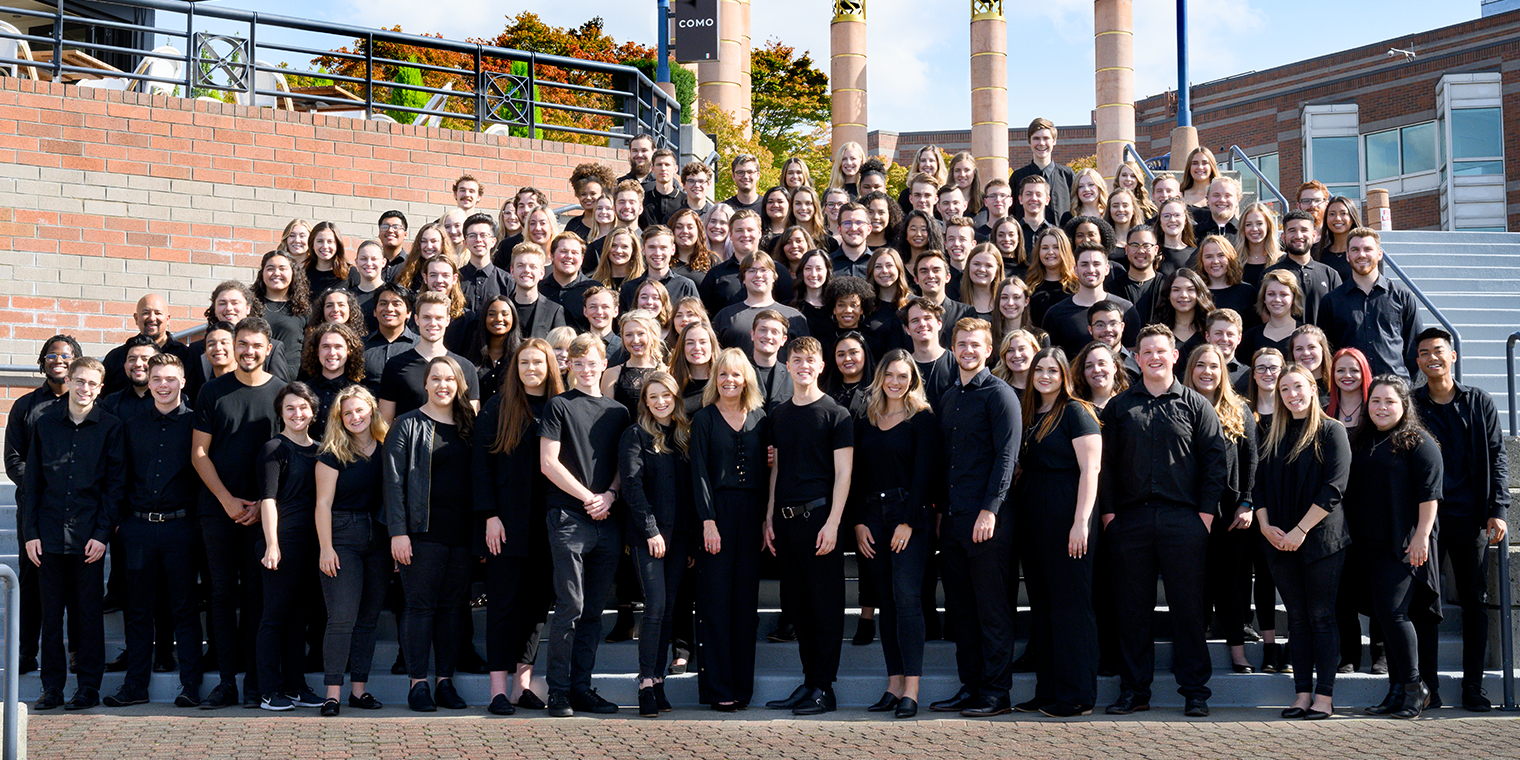 Northwest Choralons Virtually Record Song for Easter