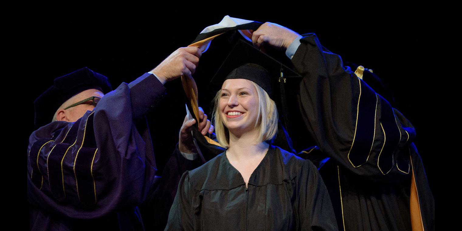 Northwest University's 2017 Graduation Festivities