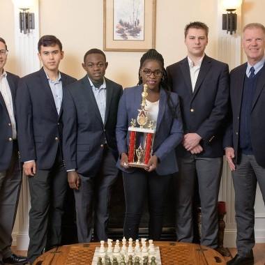 A Promising Start for Northwest Chess