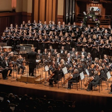 The Cultural Miracle of an Orchestra and Choir Concert
