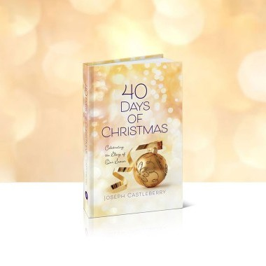 Why I Wrote 40 Days of Christmas