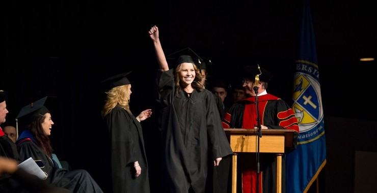 Northwest University's 2016 Graduation Festivities