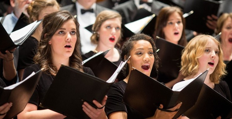 NU Presents Christmas Traditions Concert at Benaroya Hall