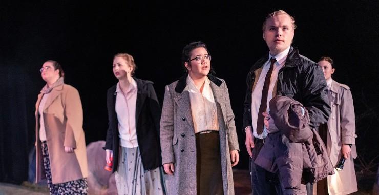 NU Drama Presents: The Women of Lockerbie