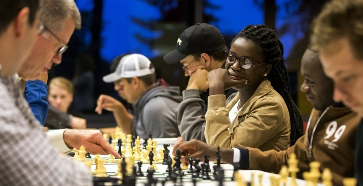 "Northwest University's Own ""Queen of Katwe"" Featured in Seattle Times"