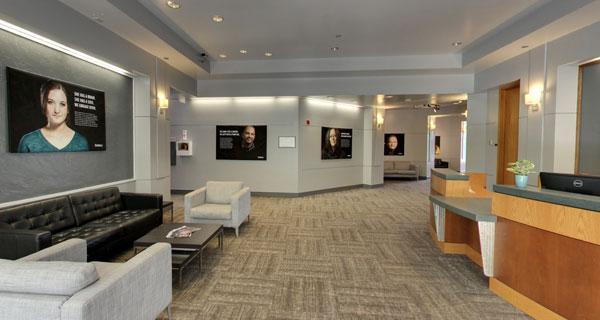 Barton Building Lobby