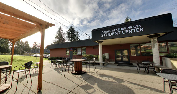 Pecota Student Center