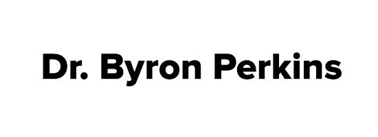 Dr. Byron Perkins