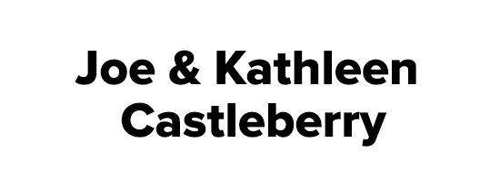 Joe and Kathleen Castleberry