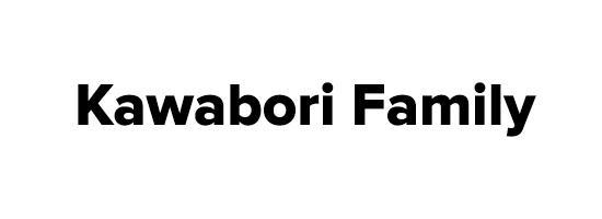 Kawabori Family