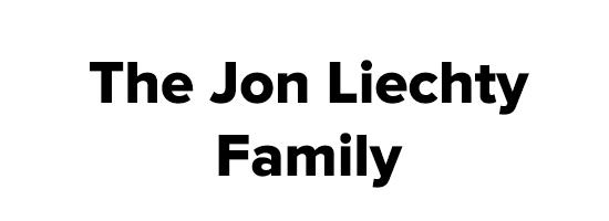 The Jon Liechty Family