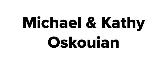 Michael and Kathy Oskouian