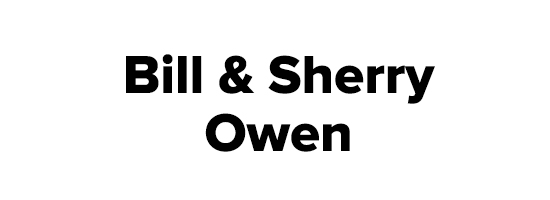 Bill and Sherry Owen