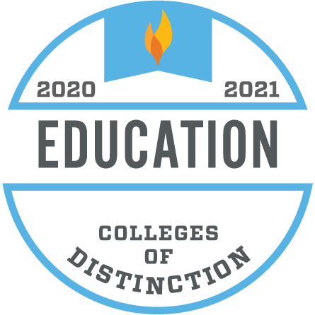 2020-2021 Education Colleges of Distinction