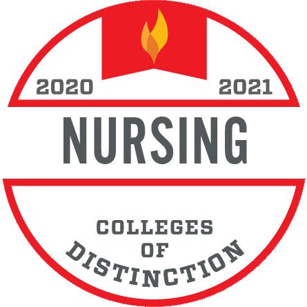 2020-2021 Nursing Colleges of Distinction