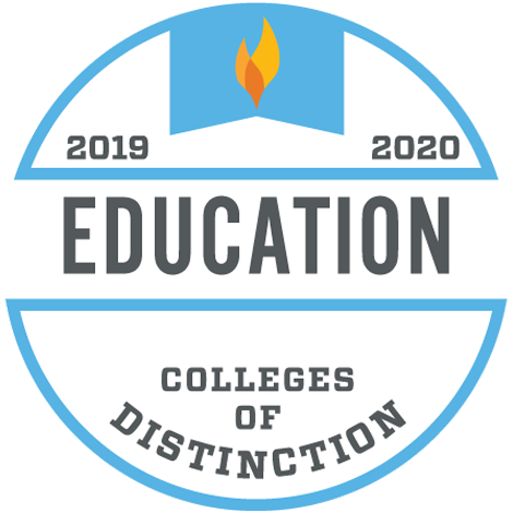 2017-18 Education Colleges of Distinction