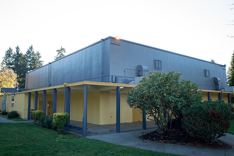 Gymnasium view 1