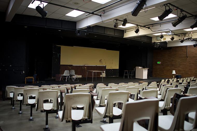 Millard Theatre view 1