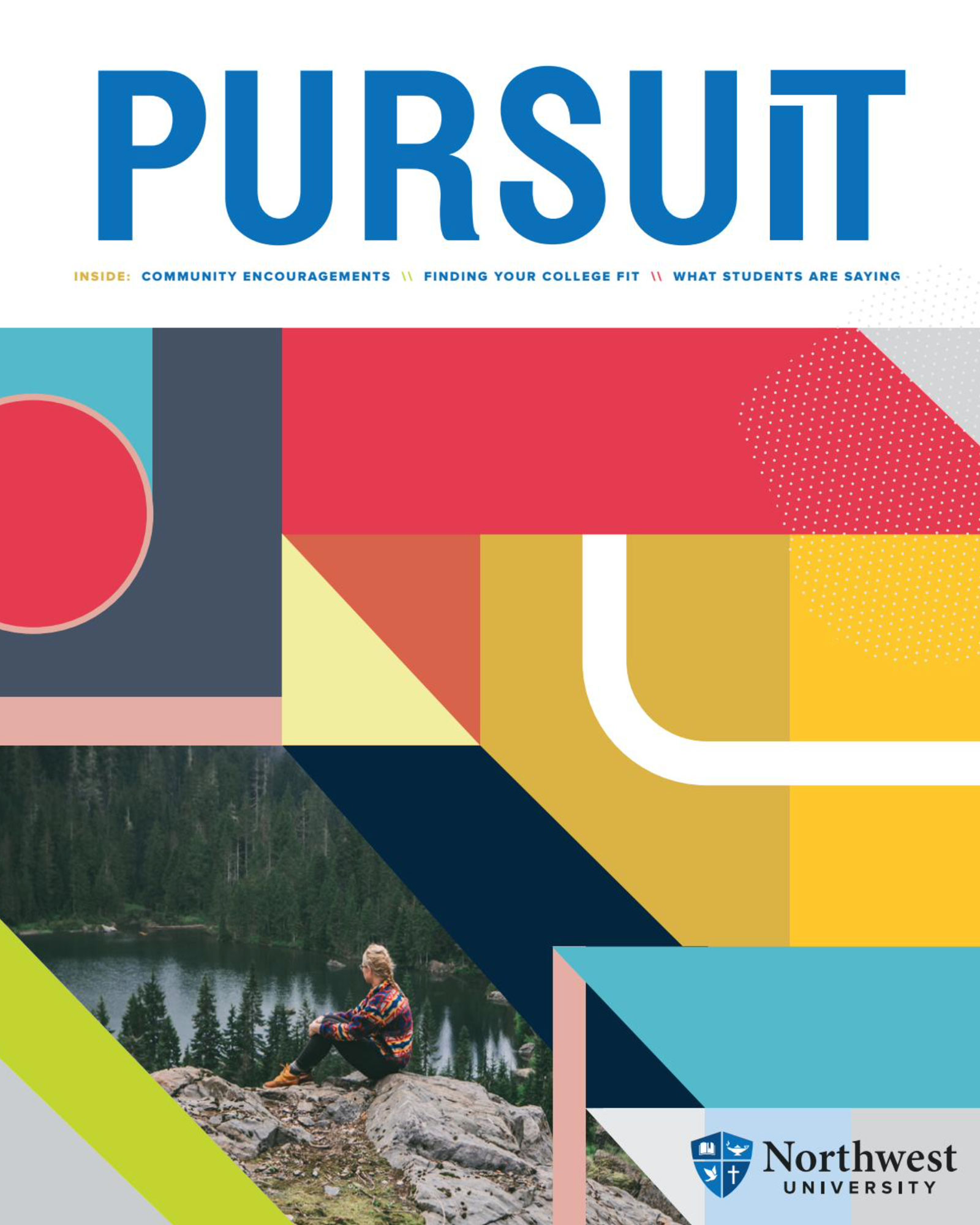 Pursuit Magazine Cover