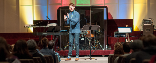Chapel Speaker Judah Smith