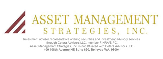 Asset Management Strategies, Inc Logo