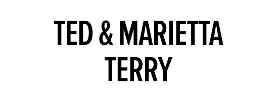Ted and Marietta Terry Logo