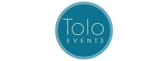 Tolo Events Logo