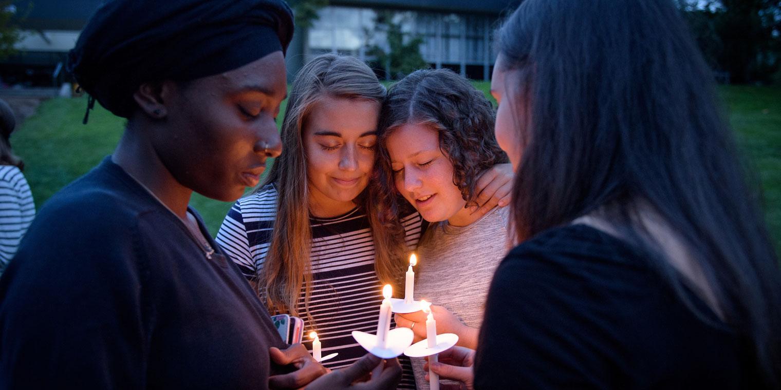 Candle Prayer