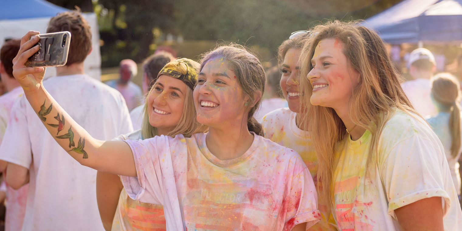 NU Color Run for Hope