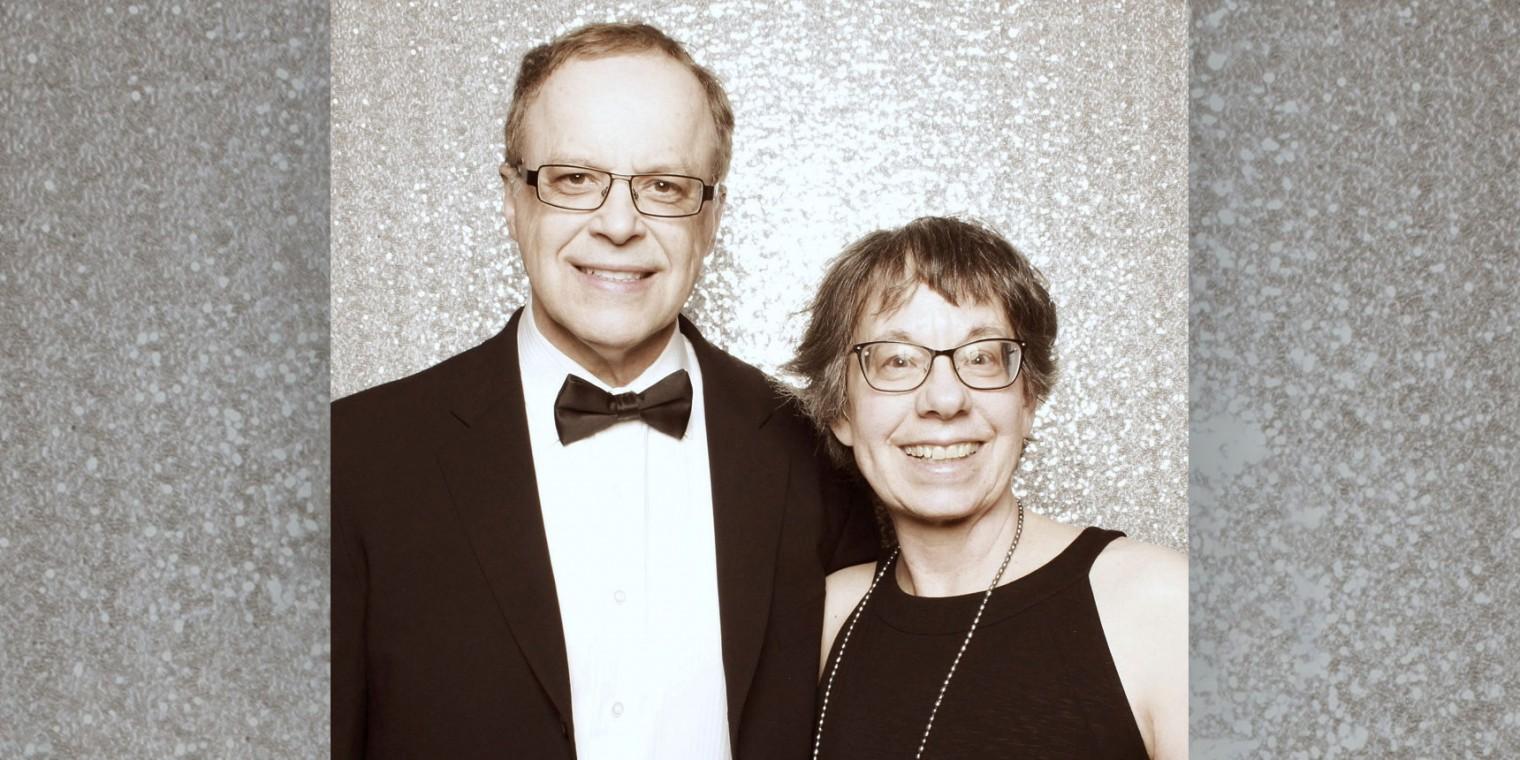 Gary and Teresa Gillespie
