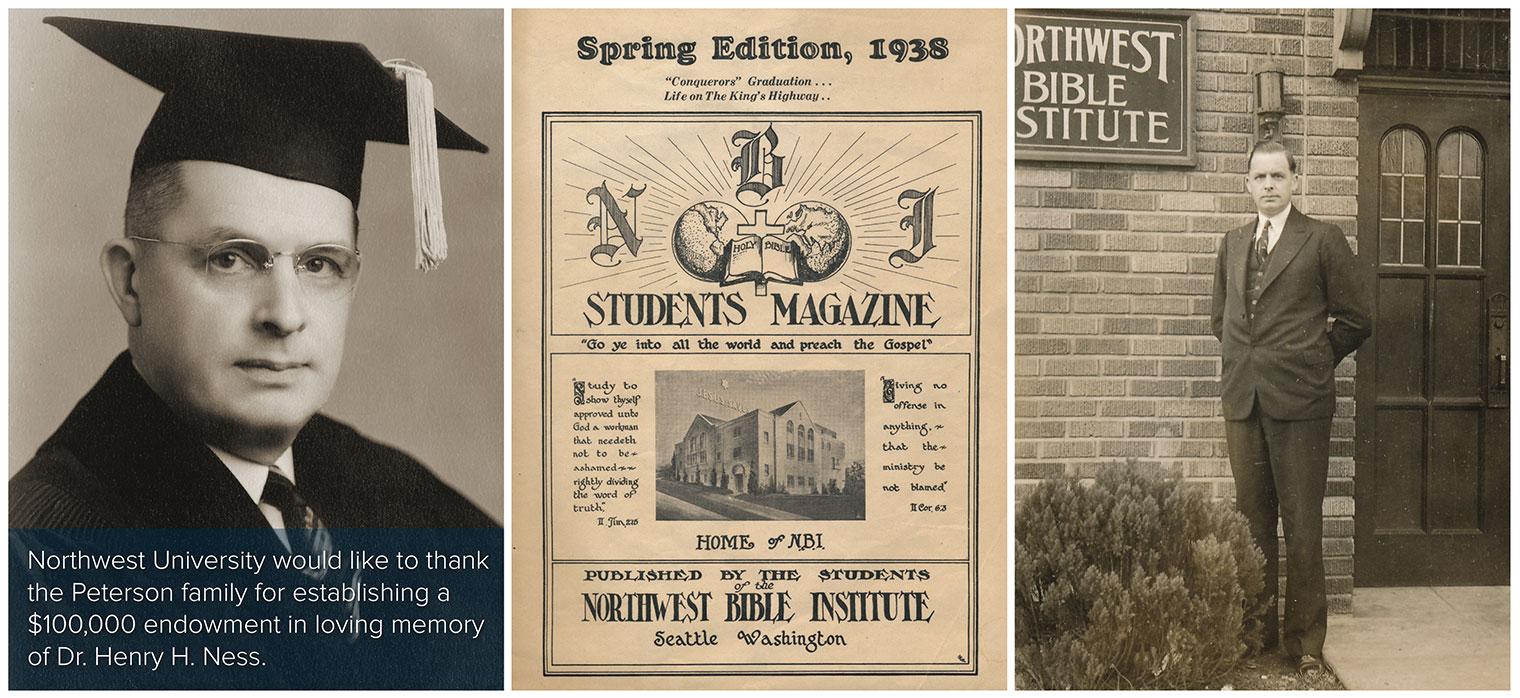Henry H. Ness Scholarship