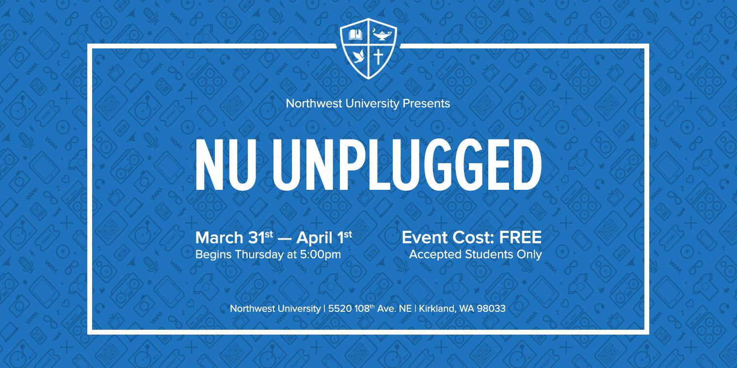 NU Unplugged 2016